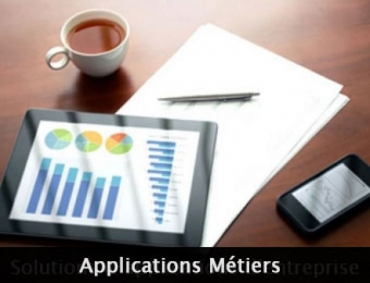 Applications Métiers